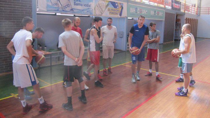 KK Bihać s velikim ambicijama startao s pripremama
