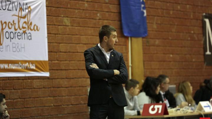 Josip Pandža: Nadam se dobroj partiji svojih košarkaša