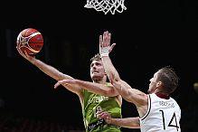 Slovenci skratili popis za Eurobasket