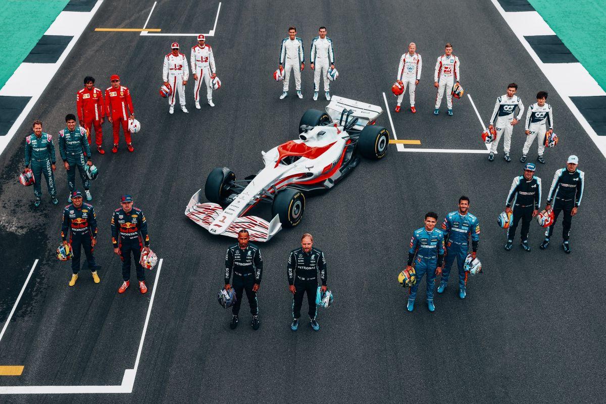 Objavljene fotografije bolida Formule 1 za novu eru!