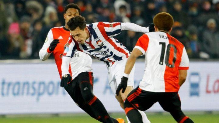 Ekipi William II ukraden papir sa taktičkim zamislima pred meč protiv Feyenoorda