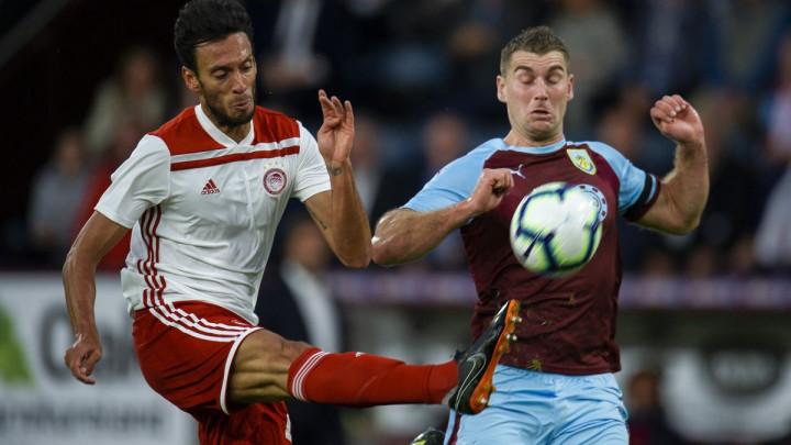Vokes produžio ugovor s Burnleyjem