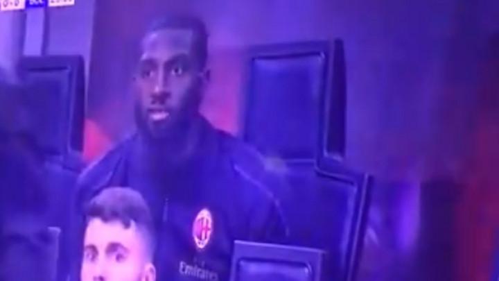 Bakayoko odbio da uđe u igru i poručio Gattusu da odj*be!
