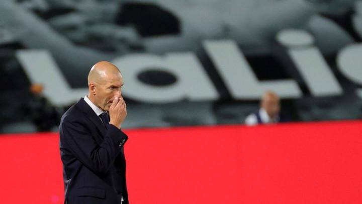 Zidane o 'pomoći sudija': Umoran sam od tih priča...
