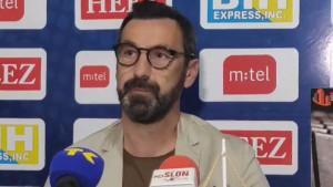 Nalić: Emocije postoje, ali zaposlenik sam FK Tuzla City i moj cilj su tri boda!