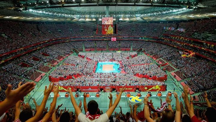 Srbija i Poljska otvaraju EP pred 70.000 gledalaca