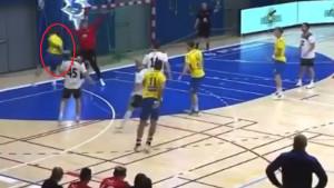 Odavno na rukometnim terenima nije viđen ljepši gol: Magija lijevom rukom iza leđa
