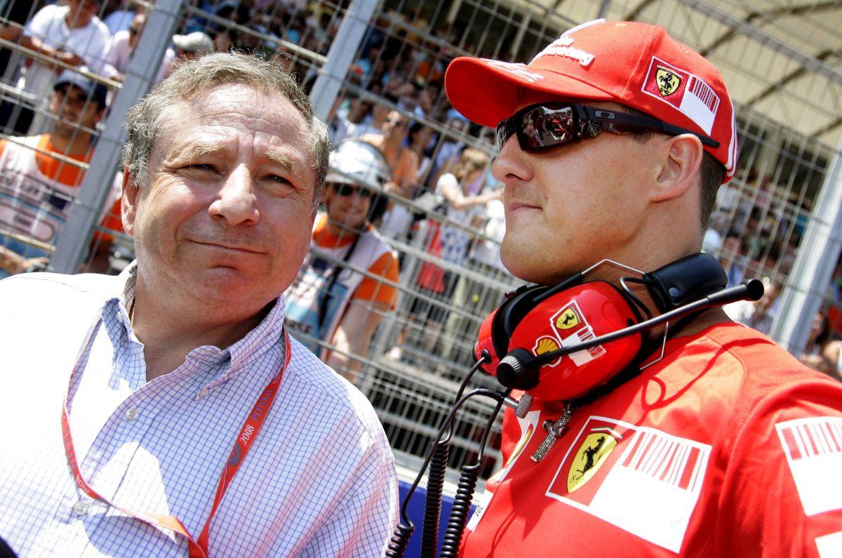 Bivši šef i veliki prijatelj vidio Michaela Schumachera: Kako je? Bori se...