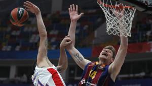 Pobjeda Barcelone u Moskvi, Fener rabzio Panathinaikos