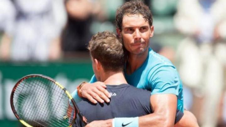 Diego Schwarzman izbacio Nadala s Mastersa u Rimu
