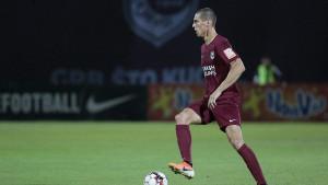 Darko Lazić se vratio u FK Sarajevo!