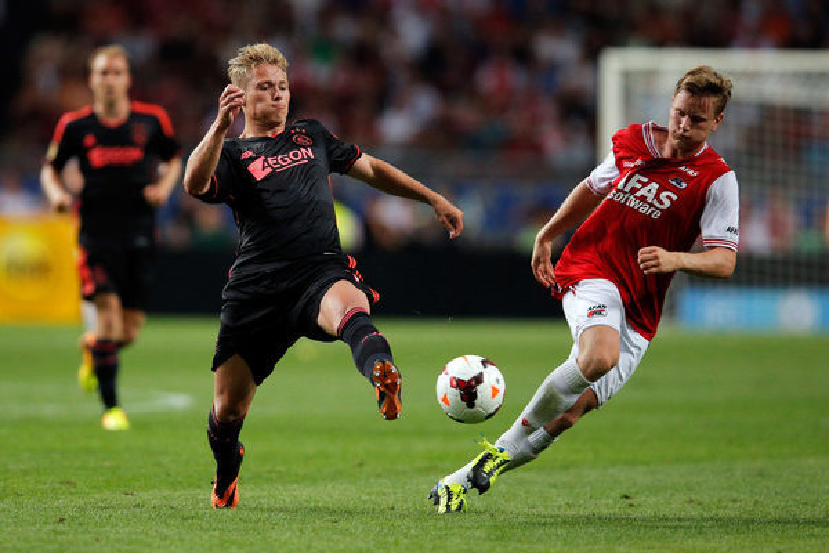 Alkmaar se žalio UEFA-i: Mi bismo, a ne Ajax, trebali direktno u Ligu Prvaka!