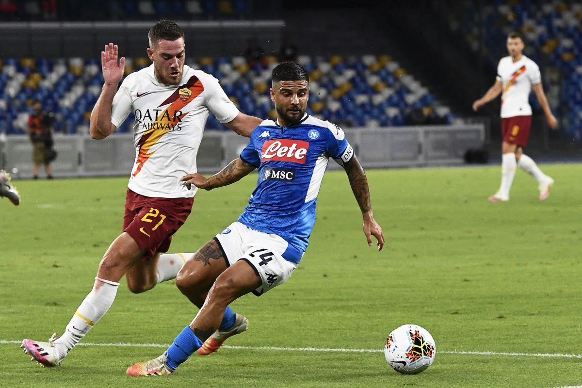 Insigne zabio spektakularan gol za pobjedu Napolija nad Romom
