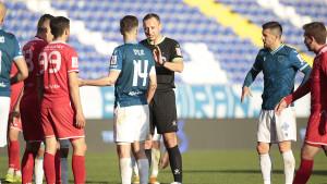 Određene sudije za 26. kolo Premijer lige, pet utakmica u direktnom prijenosu