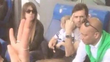 Lulić vulgarno odgovorio na provokacije navijačice Rome