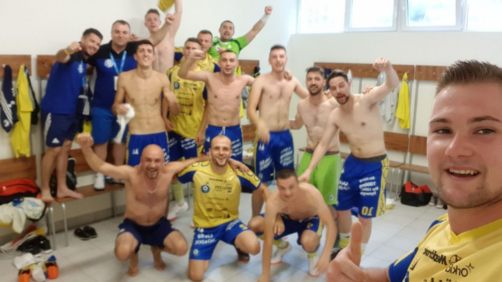 DiaBiH reprezentacija izborila polufinale Evropskog prvenstva