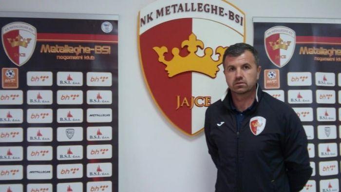 Salim Duraković novi šef struke NK Metalleghe BSI
