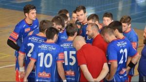 Unčanin smijenjen, Mikić privremeno na klupi RK Borac