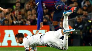 Ramos odigrao 41. El Clasico, još tri mu nedostaju do rekorda