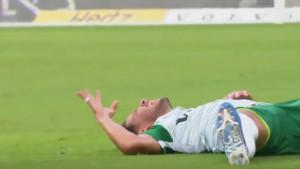 U Izraelu zabilježena jedna od najstrašnijih povreda na nogometnim terenima