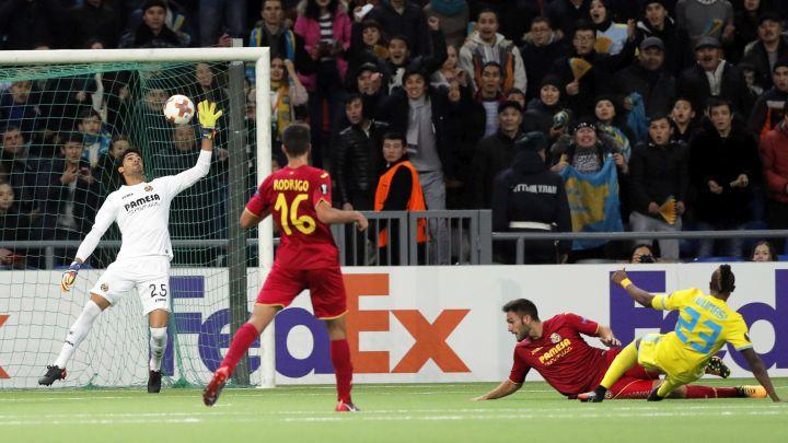 Villarreal protiv Astane osigurao prolaz dalje