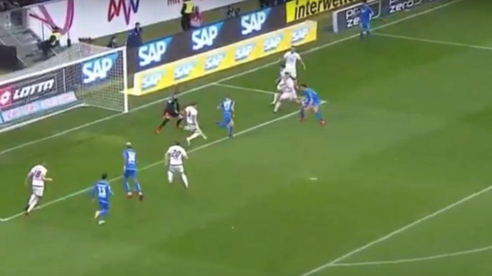Peta Kramarića za pobjedu Hoffenheima protiv Nurnberga