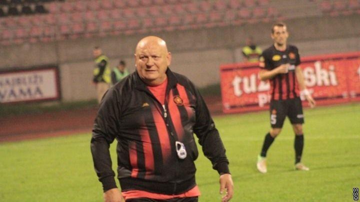 Petrović: Ne znam zašto se igra u decembru, teren najgori u mojoj karijeri