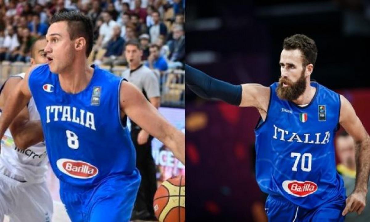 Luigi Datome i Danilo Gallinari spremni za SP