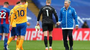 Ancelotti: Pickfordu je strašno krivo zbog Van Dijka