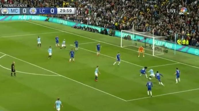 Bernardo Silva sjajnim driblinzima ponizio igrače Leicestera