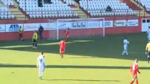 Nesvakidašnji gol u Mostaru: Velić loptom napucao Brandaa, a ona završila u mreži
