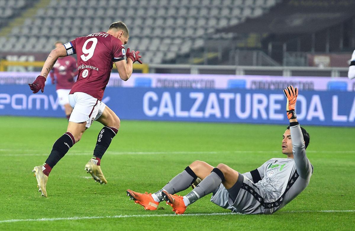 Torino bez Amera Gojaka u efikasnoj utakmici vodio, pa spašavao bod