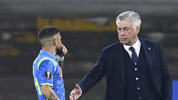 Insigne priznao: Bilo je svađa sa Ancelottijem...