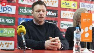 Divković: Mislio sam da će nam teren odgovarati jer smo se došli braniti, ali...