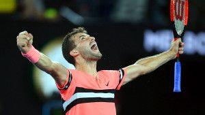 Kyrgios se uzalud nervirao, Dimitrov juriša novo polufinale u Australiji