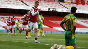 Arsenal lansirao WBA u Championship