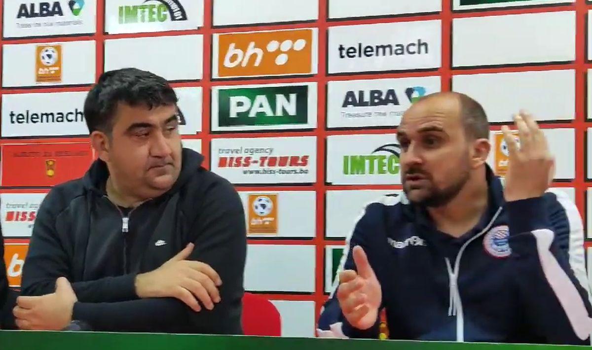 """Umit Ozat """"otjerao"""" Mladena Žižovića s pressa: 'Ovo prvi put čujem...'"""