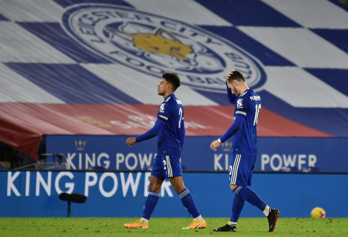 Leicester u padu: Potpuno neočekivan poraz Lisica na King Poweru