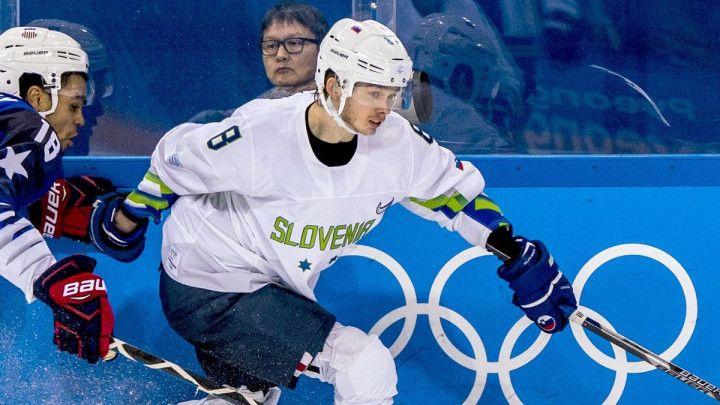 Slovenački hokejaš pozitivan na doping testu