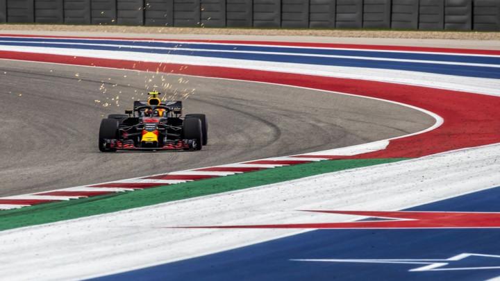 Verstappen najbrži na prvom treningu za VN Meksika