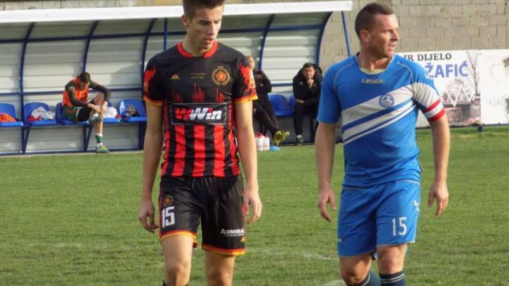 Drugi tim FK Sloboda poražen u Kalesiji