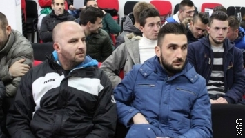 NK Čelik započeo pripreme za nastavak sezone