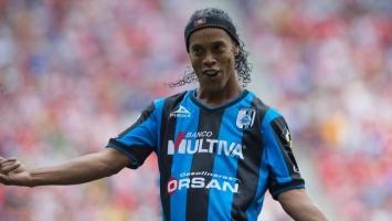 Ronaldinho pokazao kako se uživa u životu