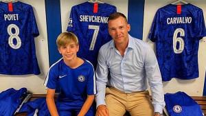 Sin Andrija Ševčenka bira između četiri reprezentacije