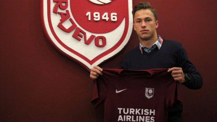 Andrej Đokanović potpisao trogodišnji ugovor sa FK Sarajevo