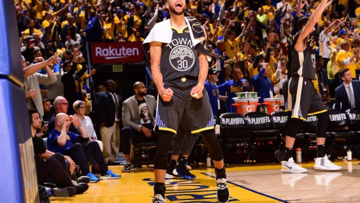 Curry: Smiješno je jer su govorili da imamo tanku klupu