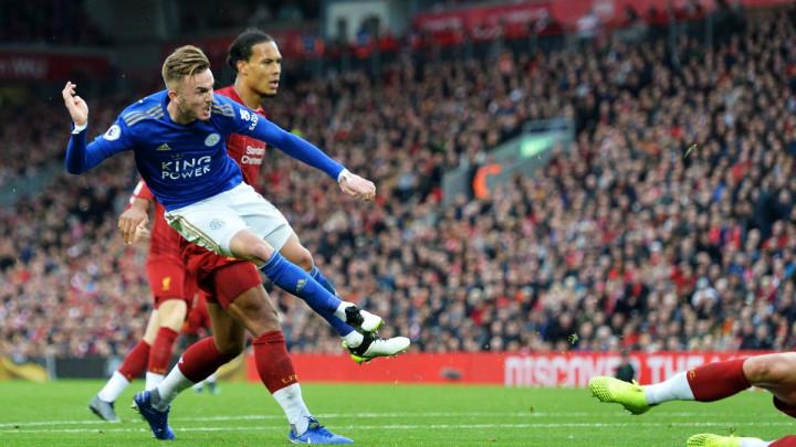 United šalje ponudu od 80 miliona funti za zvijezdu Leicestera