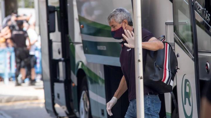 """Svlačionica Barcelone htjela ga umjesto Setiena, on ih """"hladno"""" odbio"""