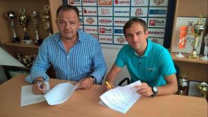 Đelmić će i naredne sezone igrati Premijer ligu, ali ne u dresu Čelika