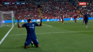 Chelsea vodi protiv Liverpoola golom Girouda